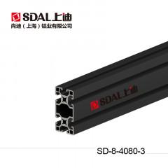 SD-8-4080-3【黑色 壁厚:2.0MM】