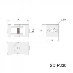 活动铰链 SD-PJ