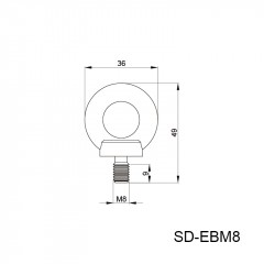 吊环螺丝 SD-EBM