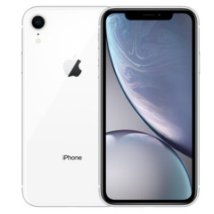Apple iPhone XR (A2108) 64GB 白色 移动联通电信4G手机 双卡双待