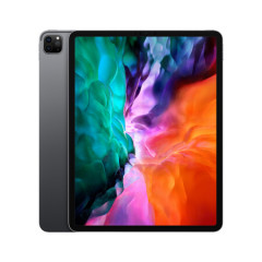 Apple iPad Pro 12.9英寸平板电脑 2020年新款(128G WLAN版/全面屏/A12Z/Face ID/MY2H2CH/A) 深空灰色