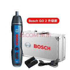 博世(BOSCH)Bosch GO 2 充电式锂电电动螺丝刀/起子机 尊享铝合套装二代升级版
